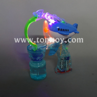 led airplane bubble blaster tm01009