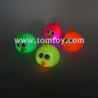 led angry birds puffer ball tm02843