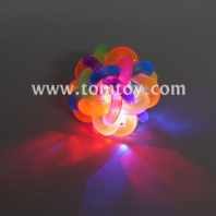 led assorted braided ball tm03498