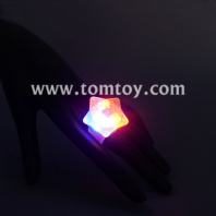 led assorted star rings tm03405