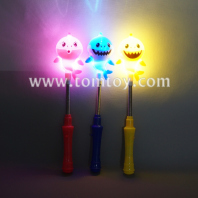 led baby shark wands tm05690