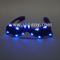 led bat sunglasses tm057-029-pr
