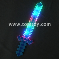 led blue mosaic saber sword tm090-034