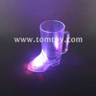 led boot shape cup tm04826