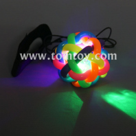 led braided ball with string tm03507