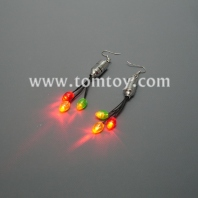 led bulb earrings tm01096