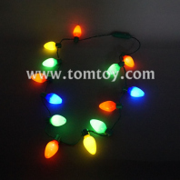 led bulb necklace tm101-158