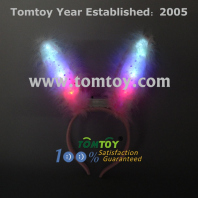 led bunny ears headband tm129-009-pk