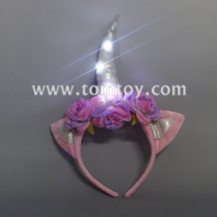 led children unicorn horns headband tm03250