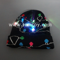 led christmas holiday hat tm291-004