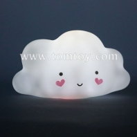 led cloud nightlight tm03314-c