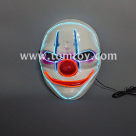 led clown el mask tm04541