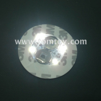 led coaster-white tm237-001-wt