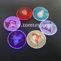 led convex embossed christmas night light tm04233