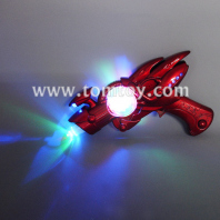 led cool flashing gun toys with sounds tm01122