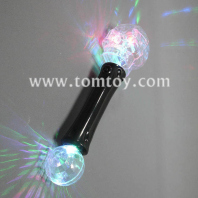 led crystal skull toy wand tm012-012