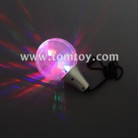 led disco prism ball necklace tm012-049