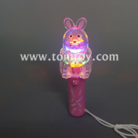led easter bunny spinner tm01318-pk