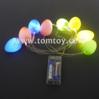 led easter egg string lights tm06983