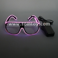 led el wire glasses tm01508-pk