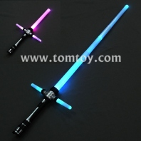 led expandable cross light sword tm106-009