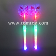 led fiber optic butterfly wand tm04515