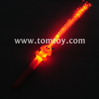 led fiber optic clown sitck tm013-033-clown