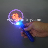 led fiber optic clown wand tm00068
