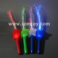 led fiber optic star wands tm013-031