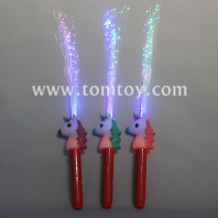 led fiber optic unicorn wand tm04030