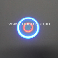 led fidget spinner blue tm02658-bl