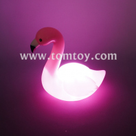 led flamingo night light tm05970
