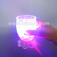 led flash beer glass tm01857
