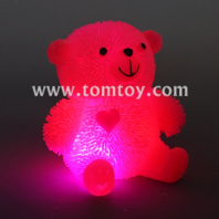 led flashing bear puffer tm03330