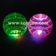 led flashing bouncing ball tm02765