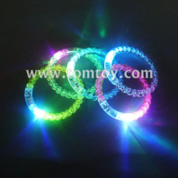 led flashing bubble bangle tm02530