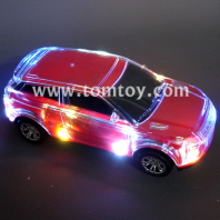 led flashing car with music tm269-002-rd