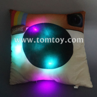 led flashing cushion with patterns tm03185