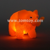 led flashing elephant puffer tm03329