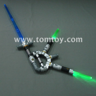 led flashing laser assembled toy sword tm02243