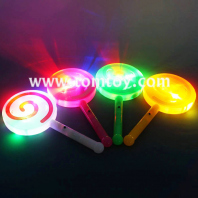 led flashing lollipop wand tm03310