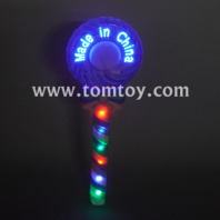 led flashing message lollipop wand tm06372