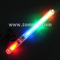led flashing patrol stick wand tm083-004