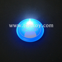 led flashing pin snowman badge tm196-010