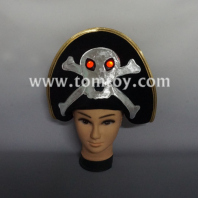 led flashing pirate hats tm02707