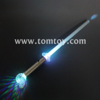 led flashing prism ball wand tm061-060