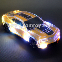 led flashing race car tm269-005-yl