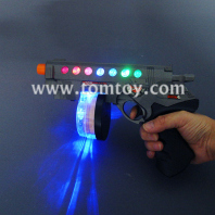 led flashing revolver gun toys tm00400