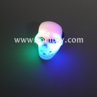 led flashing skull rings tm05518