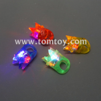 led flashing spiky rings tm173-010